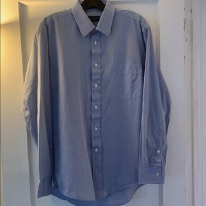 Vintage Christian Dior Dress Shirt Sz 16/34